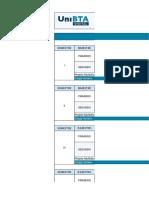 2 - Matrizes Curriculares Diagramada - EaD UniBTA Digital