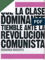 Economía marxista - Karl Marx - Teoría del valor plusvalor