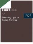 Shedding Light on Scribd Archives, Scribd Blog, 9.2.10