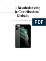 iphone- revolutionizing mobile contributions globally   1   1