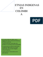 DEFENSA ETNIAS COLOMBIA
