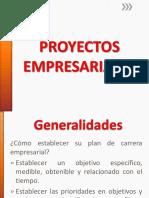2. Perfil de un proyecto
