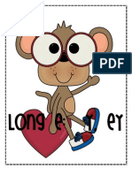 long e word work- y, ey