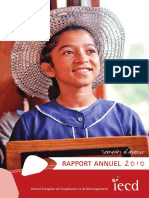 IECD Rapport Annuel 2010