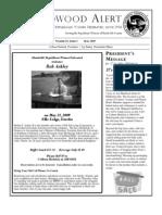 HRWF May 2009 Redwood Alert