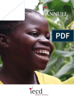 IECD Rapport Annuel 2015