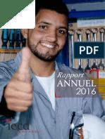 IECD Rapport Annuel 2016