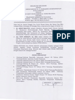 Perjanjian Kerjasama Antara RSUD Dr. H. Soemarno Sosroatmodjo Kuala Kapuas Dengan RSUD Dr. Doris Sylvanus 2019