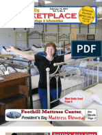 Foothills Marketplace - February 2011