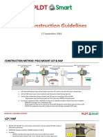 ODN Construction Guidelines
