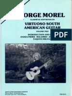 Jorge Morel - Virtuoso South American Guitar Vol.2