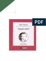 Radu Ulmeanu - Ospetele Iubirii
