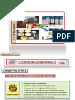 Palestra III-Estequiometria-Quimica Geral-2020