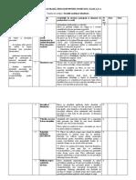 Proiectare UI1 cl a Xa
