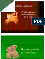 ABECEDARIO DEL CRISTIANO.pps