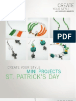 St Patrick's Day Swarovski Jewelry Tutorials