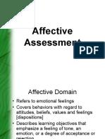 Methods of Affective Assessment - shortend copy