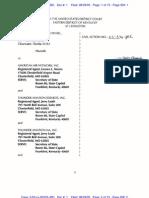 HENSEL et al v. AMERICAN AIR NETWORK, INC. et al Complaint