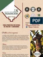 CATALOGO  MAJES TRADICIÓN 2019 (2).pdf
