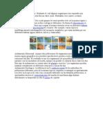 Aislamientos Geográfico y Fisiologico