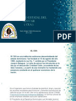 El CEA exposicion de finanzas