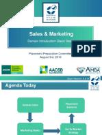 Marketing Basics 2019