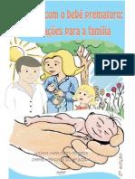 Cuidados com o bebê prematuro