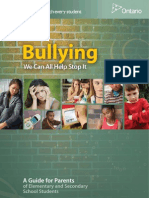 Bullying We Can All Help Stop It