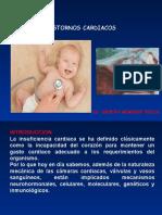 TRASTORNOS CARDIACOS - ARRITMIAS