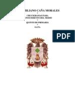 CRUCIGRAMAS 5º DE PRIMARIA
