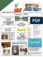 1.2021 January Kids Newsletter