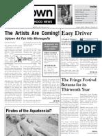 August 2006 Uptown Neighborhood News