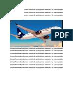 los aviones