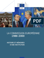 The European Commission 1986-2000.FR