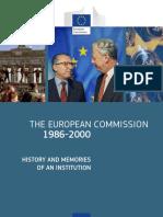 The European Commission 1986-2000. EN