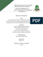 CUETIONARIO Y ENTREVISTA