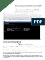 Rangos de IP diferentes