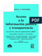 ACCESO A LA INFORMACION PUBLICA Y TRANSPARENCIA. 2017. Marcela Baster.pdf