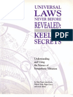 31656290 Universal Laws Never Before Revealed Keelys Secrets to Understanding the Science of Sympathetic Vibration