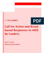 AIDS SUMMIT