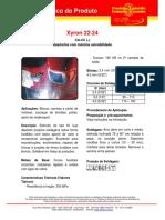 ELETRODO XYRON -22-24 (FERRO FUNDIDO) CASTOLIN EUTECTIC.pdf