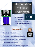 1. Interpretation of Chest Radio Graph