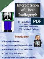 1. Interpretation of Chest Radio Graph