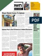 November 2007 Uptown Neighborhood News