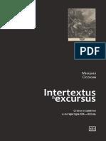 Осокин М. Ю. Intertextus & Excursus