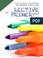 Elective Primer 2010 (colored)