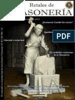 Retales Masoneria Numero 051 - Septiembre 2015