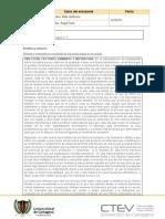 Plantilla protocolo individual unidad 3 administracion