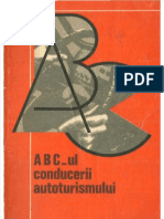 Gabriel Paparizu ABC-ul conducerii autoturismului