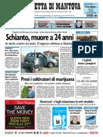 Gazzetta Mantova 29 Luglio 2010